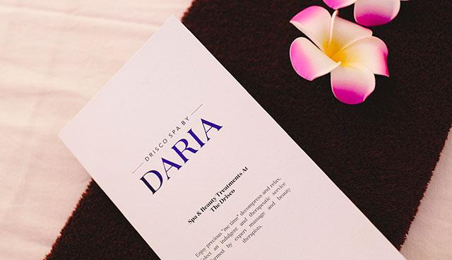 דריה ספא