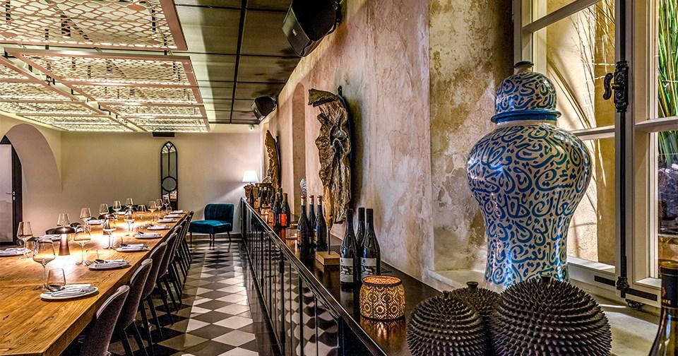 ערב בלתי נשכח בדריסקו- ארוחת טעימות והדרכת יין