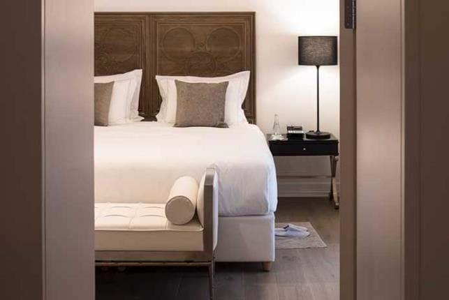 חדר שינה סוויטות