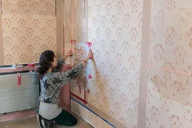 שחזור ציורי קיר
