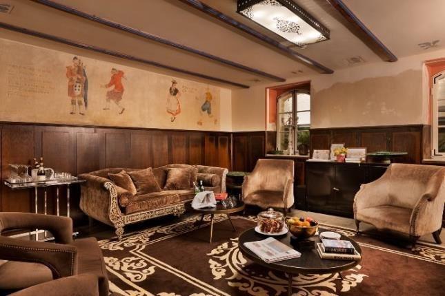 חדר ישיבות - מלון דריסקו