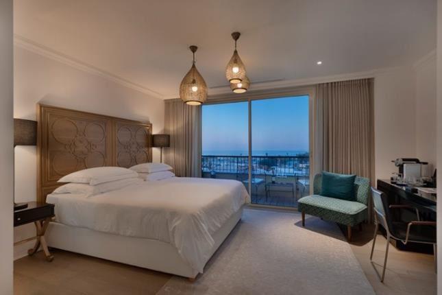 חדר פרימיום מלון דריסקו